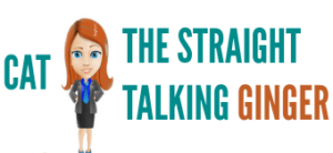 Cat Paterson: Straight Talking Ginger